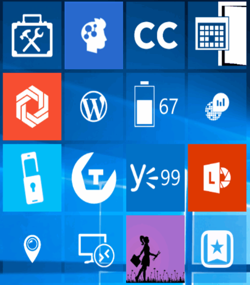 Windows 10 Mobile apps uit top 16 onbekende productiviteit apps